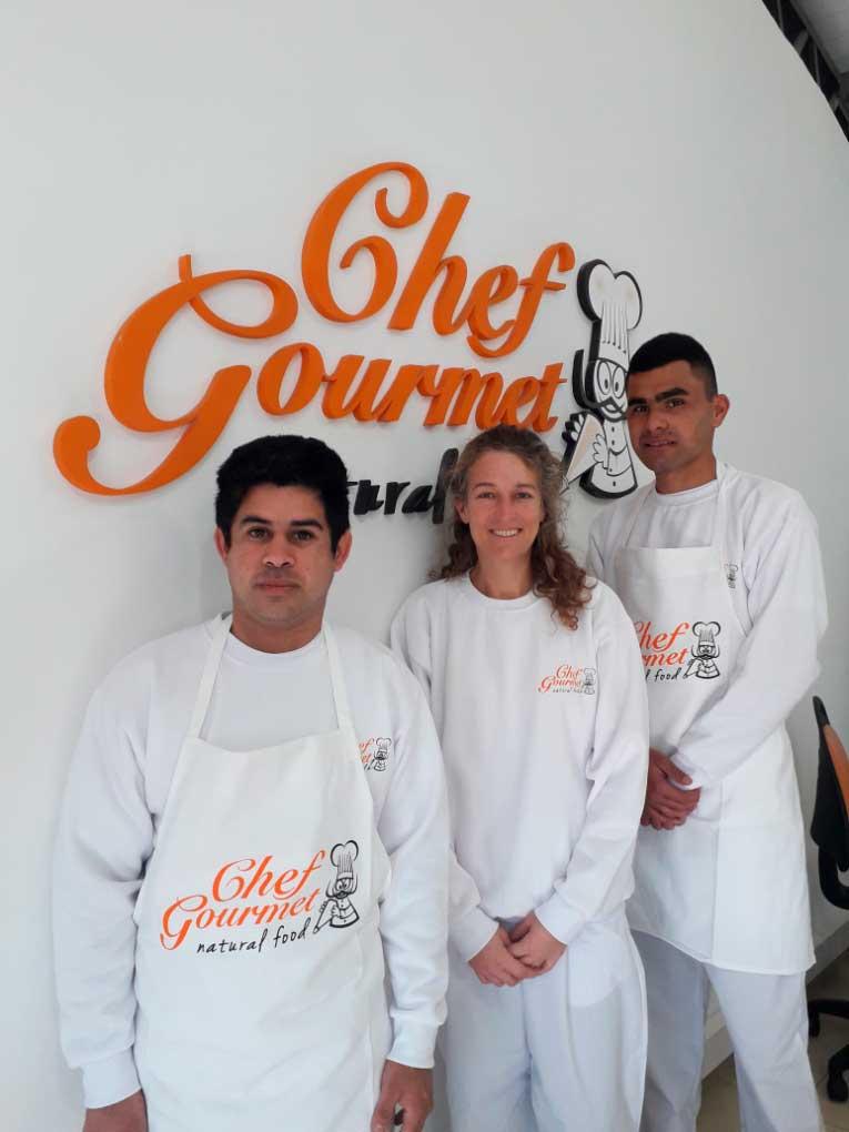 Chef Gourmet - Natural food